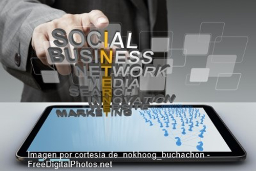 Social Business Networking Internet
